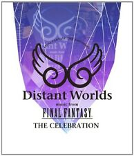 Distant Worlds music from FINAL FANTASY Returning home Japan Blu-Ray NEW JAPAN