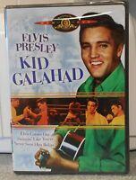 Kid Galahad (DVD, 2005) RARE ELVIS PRESLEY MUSICAL 1962 ORIGINAL MGM BRAND NEW