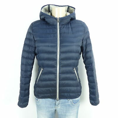 COLMAR Daunenjacke Damen Jacket Blau Navy Gr. IT 44 DE 38 | eBay