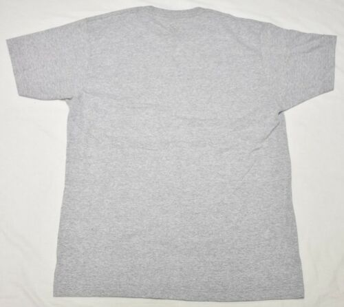 NWT NEW Mens Rocawear T-Shirt Born Bred City Graphic Tee Grey Urban Size L N518
