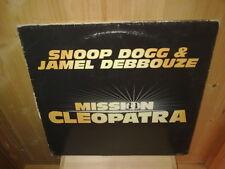 "SNOOP DOGG & JAMEL DEBBOUZE - mission cleopatra 12""  MAXI 45T"