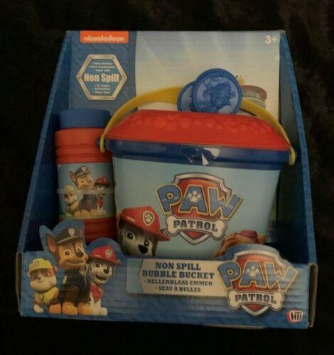 Nickelodeon Paw Patrol Non Spill bulle Bucket