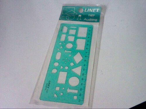 Linex 1167 vérification du modèle pour dessin bureau FLOW CHARTS-Danemark