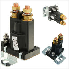 Over DC12V 500A 4-Pin Autos Off-Road Battery Isolator Relay Start Switch ON/OFF