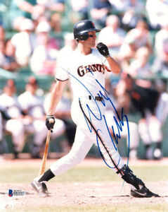 WILL-CLARK-SIGNED-AUTOGRAPHED-8x10-PHOTO-SAN-FRANCISCO-GIANTS-LEGEND-BECKETT-BAS