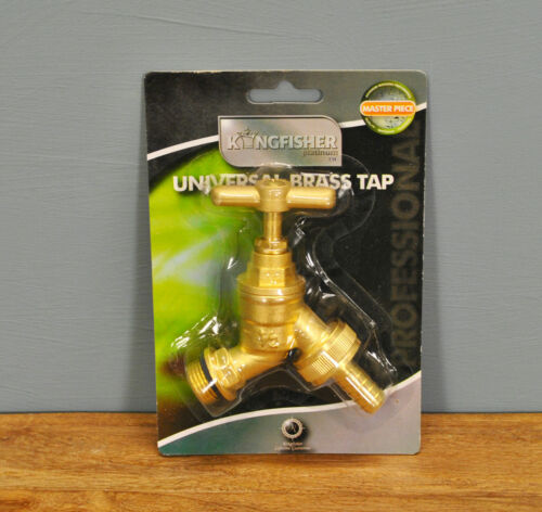 High Quality Universal Brass Fit Garden Irrigation Watering Outdoor Tap