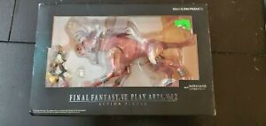 Final Fantasy VII 7 Play Arts Volume 2. Red XIII & Cait Sith