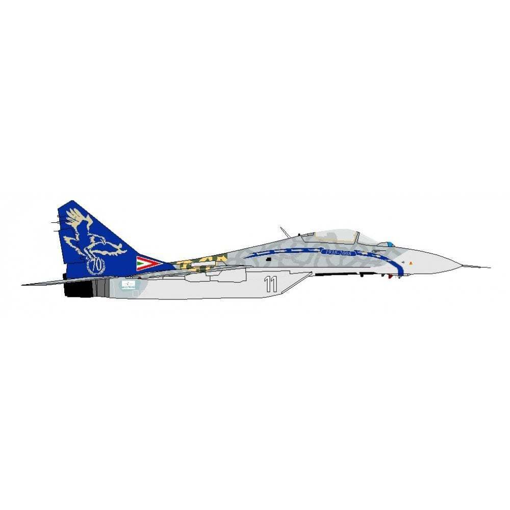 JCW72MG29004 1 72 MIG-29A Fulcrum HONGRIE Force Aérienne 59TH Tactical Fighter Wing