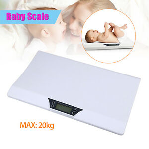Newborn Baby Infant Scale Safety Weight Toddler Grow Meter Digital Professional