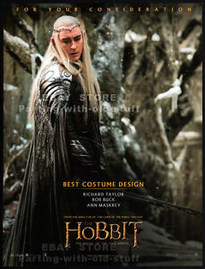 THE-HOBBIT-Battle-of-the-Five-Armies-Orig-2014-Trade-AD-Oscar-promo-LEE-PACE