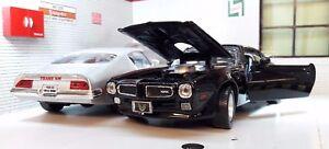 G-LGB-echelle-1-24-pontiac-firebird-V6-V8-1973-73243-motormax-Moule-Sous-Pression-Modele-Voiture