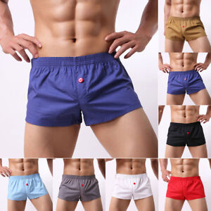 Men-039-s-Swim-Shorts-Swimwear-Swimming-Trunks-Underwear-Running-Boxer-Briefs-Pants