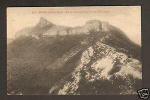 SERRES-05-NEZ-DE-BEAUMONT-1347m-amp-LE-ROCHASSON-en-1931
