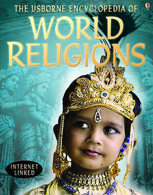 1 of 1 - The Usborne Internet-linked Encyclopedia of World Religions, Hickman, Clare, Mer