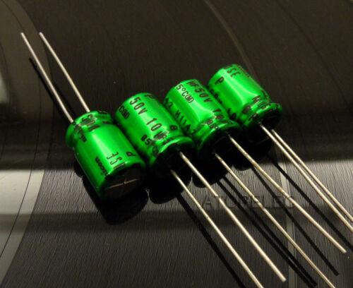 2-10pcs NEW Nichicon MUSE BP ES Bi Non-Polar Bipolar Hi-Fi Capacitors 4.7-100uF