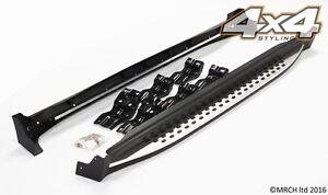 For Chevrolet Captiva 2007+  Side Steps Running Boards Set - Type 4