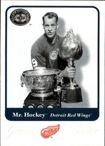 2001-02-Greats-of-the-Game-Hockey-1-100-Your-Choice-GOTBASEBALLCARDS