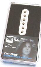 11203-30-W Seymour Duncan YJM Fury White Bridge Pickup for Strat® STK-S10b