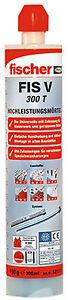 Fischer-Injektionsmoertel-FIS-V-300-T-ml-2-Statikmischer-Montagemoertel