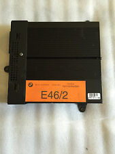 BMW OEM E46 REAR HARMON KARDON AMPLIFIER SPEAKER HIFI SOUND AUDIO SYSTEM E46/2 |