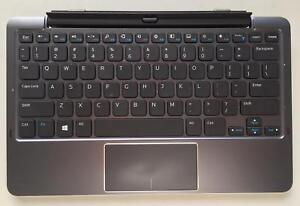 Dell Travel Keyboard K12A001 - Dell Venue 11 Pro 5130 7130 - Dell Latitude 11