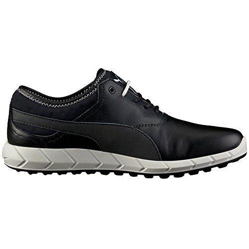 PUMA Men's Ignite Spikeless Golf Shoes Size US 11 Black/gray 188679 17847    eBay