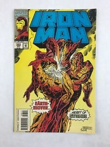 Iron-Man-Vol-1-No-298-Nov-1993-Comic-Book-Marvel-Comics