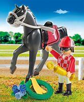 Playmobil - Berufe rund ums Pferd - Jockey, Neu, Ovp, 9261