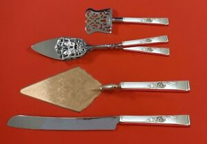 Classic Rose by Reed and Barton Sterling Silver Pastry Server 10