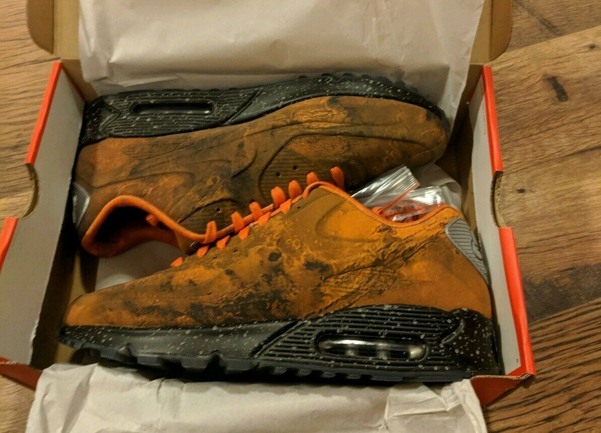 Nike Air Max 90 QS 'Mars Landing' CD0920-600 Size 11.5 Sold Out