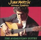 The Andalucian Suites by Juan Mart¡n (Guitar) (CD, Oct-2005, Flamencovision)