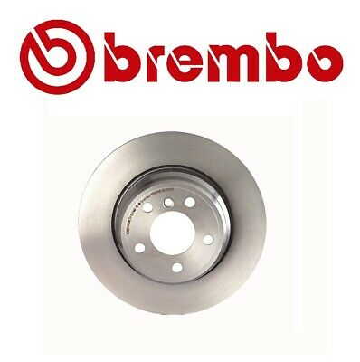 One New Genuine Disc Brake Rotor Rear 34216765458 for BMW X5