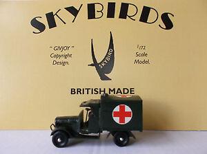 SKYBIRDS-Models-ARMY-AMBULANCE