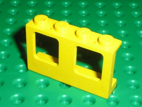 Set 6541 6552 6697 ... Fenetre jaune LEGO Yellow Window ref 4863