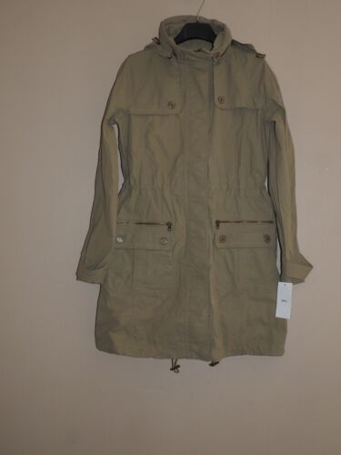 Taille Mango Avec M tiquette Trench Neuf wn80qwZ4