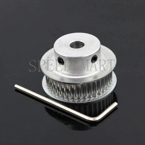3M Timing Pulley 40T 8mm Bore for Stepper Motor 3D Printer 16mm Width HTD