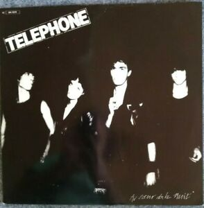 TELEPHONE-Unplayed-1980-12-034-Vinyl-Au-coeur-de-la-nuit-EMI-1C06472279