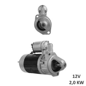 Anlasser-fuer-Mercedes-8-W114-W116-W123-0001314002-gt-Schnelldreher-mit-9V-Anker