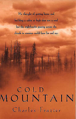 Cold Mountain by Charles Frazier (Paperback, 1997)