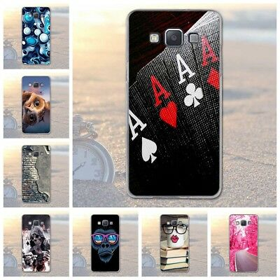 For Samsung Galaxy A Series Ultra Thin Silicone Case Cover A5 A500 (2015) A500F