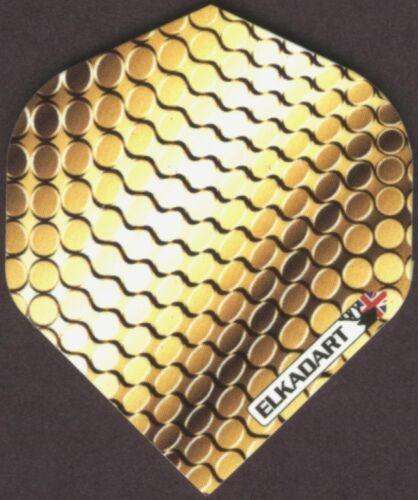 3 per set Scales of Gold Dart Flights