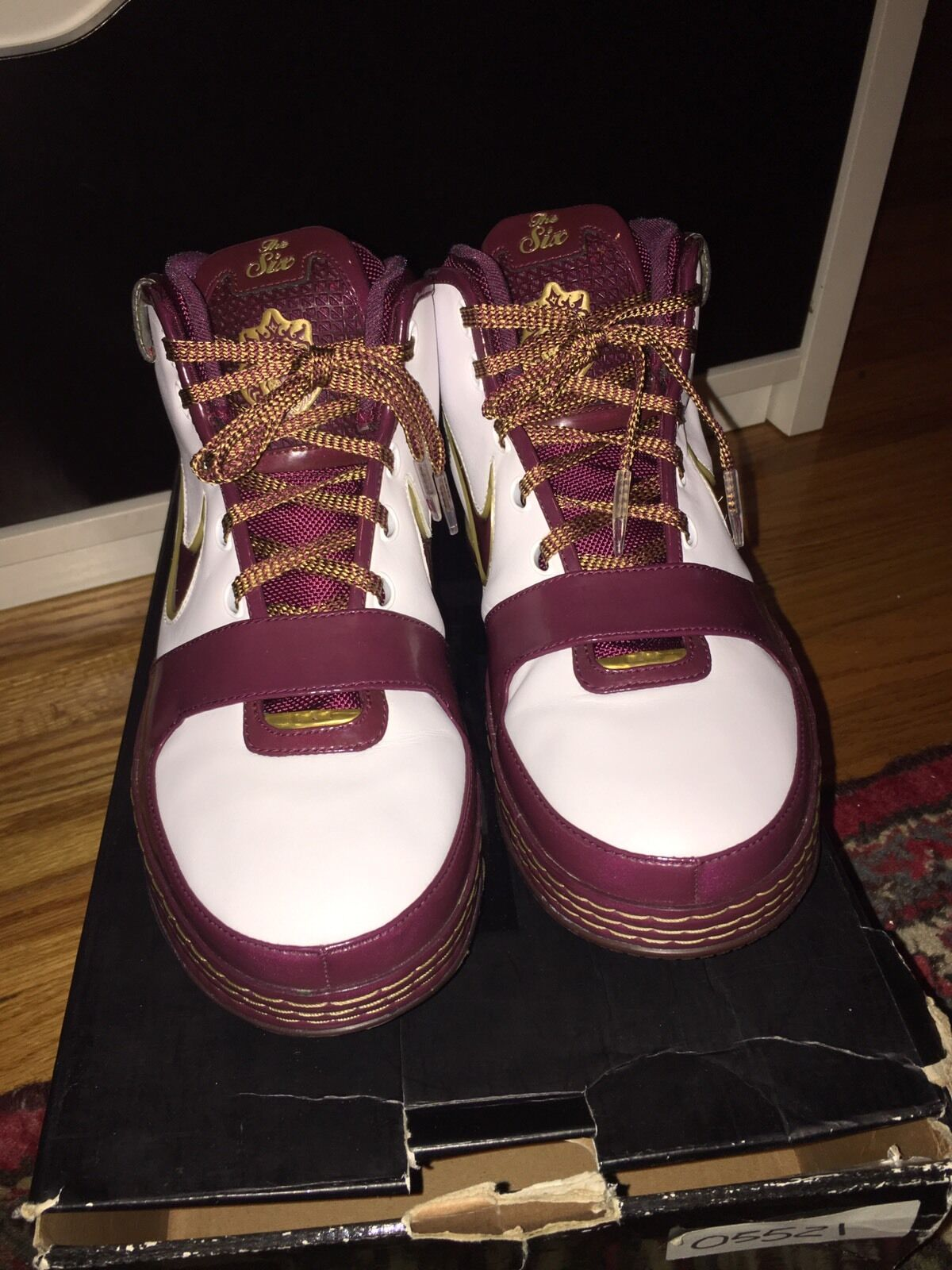 Lebron 6 Ctk Christ The King Wild casual shoes