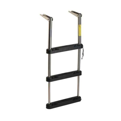Garelick 19656 Over-Platform Telescoping Ladder 3 Steps