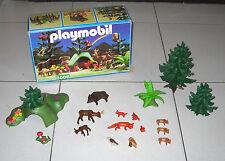PLAYMOBIL 3006 Animali della foresta 1998 Forest Animal OTTIMO Waldtiere