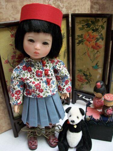 "Kimono/'s 8/"" Ten Ping Asian Wardrobe Pattern School Uniform"