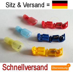 Abzweigverbinder-Schnellverbinder-Klemmverbinder-Stromdiebe-Schneidverbinder-Neu