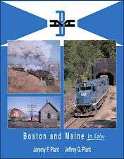 Boston & Maine In Color / Railroad / Trains