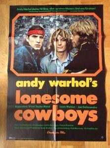 Lonesome-Cowboys-Kinoplakat-74-Viva-Joe-Dallesandro-Andy-Warhol