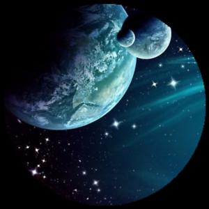 Tortenaufleger essbar Fondant rund 20cm durchmesser Geburtstag Sterne