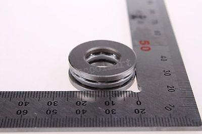 51101 Carbon Steel Axial Ball Thrust Bearing 12mm x 26mm x 9mm